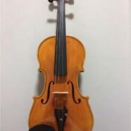 Student-Intermediate Violin